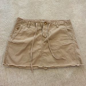1969 gap jeans limited edition skirt size 4